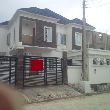 New 5 Bedroom with Bq, Osapa, Lekki, Lagos, Detached Duplex for Rent