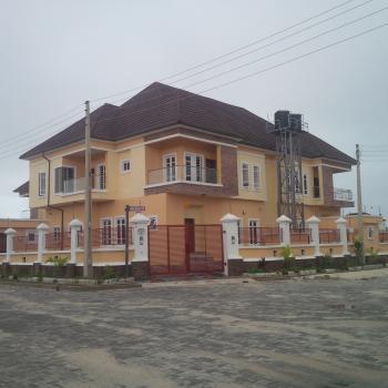 New 4 Bedroom with Bq, Ologolo, Lekki, Lagos, Semi-detached Duplex for Rent