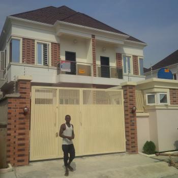 New 4 Bedroom with Bq, Ikota Villa Estate, Lekki, Lagos, Semi-detached Duplex for Rent