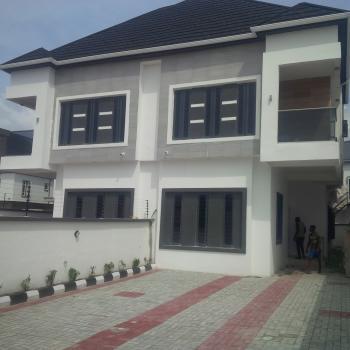 New 4 Bedroom with Bq, Ologolo, Lekki, Lagos, Semi-detached Duplex for Sale
