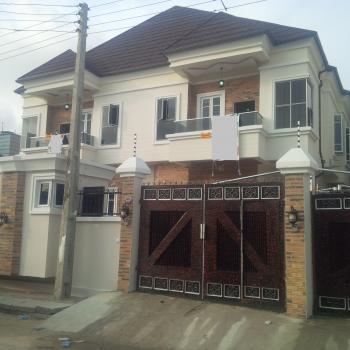 New 4 Bedroom with Bq, Agungi, Lekki, Lagos, Semi-detached Duplex for Sale