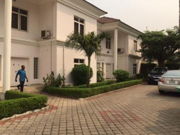 Serviced 4 Bedroom Semi Detached Duplex, Oniru, Victoria Island (vi), Lagos, Semi-detached Duplex for Rent