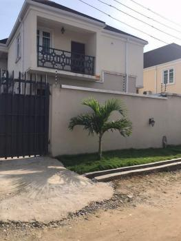 Well Finished 4 Bedroom and a Room Bq, Thomas Estate, Ajah, Lagos, Detached Duplex for Sale