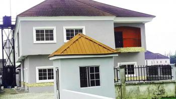4 Bedroom Detached House with Boys Quarters, Pearls Graden Estate, Sangotedo, Ajah, Lagos, House for Rent