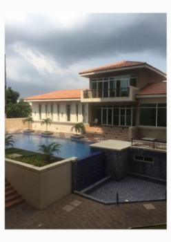 Architectural Master Piece!! Detached House, Osborne Foreshore, Osborne, Ikoyi, Lagos, House for Rent