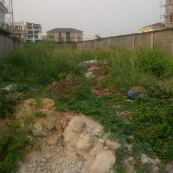 Fenced Land Measuring 624sqm, 2nd Ave Residential Zone, Banana Island, Ikoyi, Lagos, Residential Land for Sale