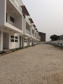 Brand New 5 Bedroom Terrace, Oniru, Victoria Island (vi), Lagos, Terraced Duplex for Sale