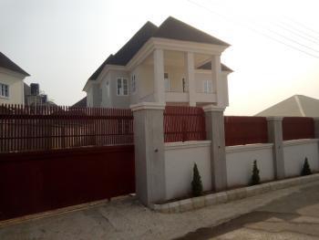 Luxury 4 Bedroom with 2 Rooms Bq, Life Camp, Gwarinpa, Abuja, House for Sale