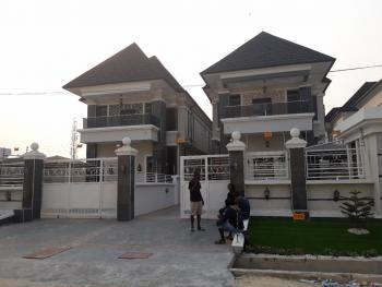 Luxury Five  Bedroom  Detached House, Chevy View Estate, Lekki, Lagos, Detached Duplex for Sale