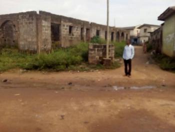 Unroofed 2 Wings of Three-bedroom Flats Sitting on 1 Plot, Sango Ota, Ogun, House for Sale