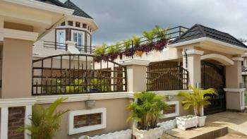 Modern 5 Bedroom Flat with 2 Rooms Boys Quarters and Guest Chalet in an Estate, Dawaki, Gwarinpa, Abuja, Detached Duplex for Sale