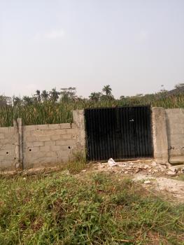 2000sqm of Fenced and Gated Prime Land, Facing Lekki-epe Expressway, Lekki Phase 1, Lekki, Lagos, Mixed-use Land Joint Venture