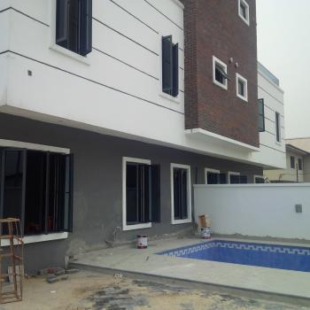 New 5 Bedroom with Pool, Lekki Phase 1, Lekki, Lagos, Semi-detached Duplex for Sale