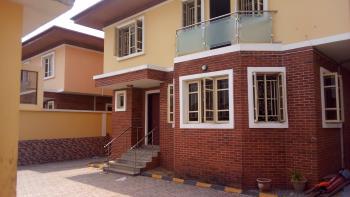 Nicely Five Bedroom Semi Detached House with Two Bedroom Flat Bq, Off Pinnacle Filling Station, Behind Ocean Crest School, Lekki Phase 1, Lekki, Lagos, Semi-detached Duplex for Rent