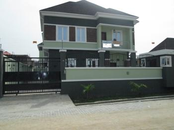 5 Bedroom Fully Detached House with Excellent Finishing, Off Prince Eletu Street, Osapa, Lekki, Lagos, Detached Duplex for Sale