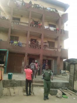 4 Storey Building of Tenement Apartment, Moshalashi, Ilasamaja, Mushin, Lagos, House for Sale