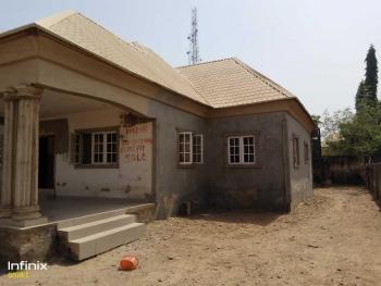 3 Bedroom Bungalow, Police Barracks, Kurudu, Abuja, Detached Bungalow for Sale