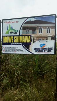 Land with a Registered Survey, Behind Rccg New Auditorium, Simawa, Ogun, Mixed-use Land for Sale