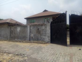 4 Bedroom Duplex with Bq, Container Bus Stop, Opposite Greenspring School, Awoyaya, Ibeju Lekki, Lagos, Detached Duplex for Sale