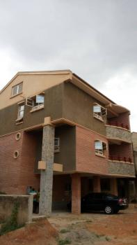 4 Bedroom Terrace Duplex with Bq, After Shoprite Centre, Apo, Abuja, Semi-detached Duplex for Sale