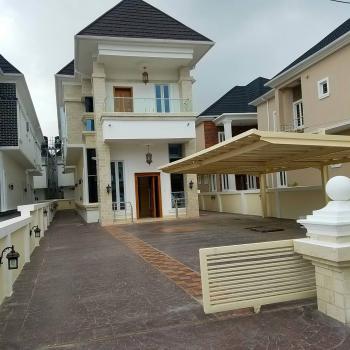Classy 5 Bedroom Fully Detached Duplex with Top-notch Facilities, Megsmound Estate, Ikota Villa Estate, Lekki, Lagos, Detached Duplex for Sale