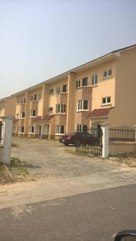 a Very Lovely 4 Bedroom  1 Bq Terraced Duplex, Royal Gardens Estate, Vgc, Lekki, Lagos, House for Sale