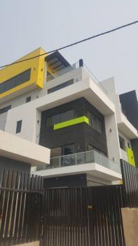 5 Bedroom Terrace Duplex, Off Queens Drive, Falomo, Ikoyi, Lagos, Terraced Duplex for Sale