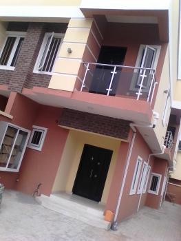 Newly Built 4 Bedroom Duplex with a Room Boys Quarters, Gra, Magodo, Lagos, Semi-detached Duplex for Sale