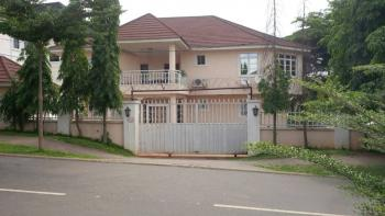 6 Bedroom Fully Detached Duplex with 2 Rooms Bq in Basement with Swimming Pool, Asokoro District, Abuja, Detached Duplex for Sale