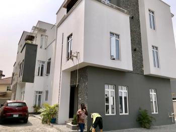 Luxury Four Bedroom Terrace with a Room Bq, Lekki Expressway, Lekki, Lagos, Office for Rent