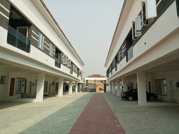 a Lovely, Newly Built and Spacious 3 Bedroom Terrace Houses Within a Mini Estate, Chevron Area, Chevy View Estate, Lekki, Lagos, Terraced Duplex for Sale