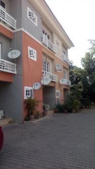 Nicely Finished 3 Bedroom with Boys Quarter in Mini Estate, 24 Light, Off Ibb Way, Maitama District, Abuja, Semi-detached Duplex for Rent