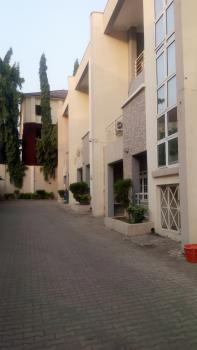 Well Finished 5 Bedroom Terrace Duplex with Boys Quarters, Jabi, Abuja, Terraced Duplex for Rent