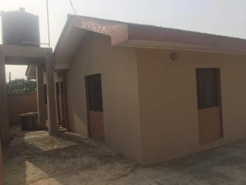 Three Bedroom Flat, Halleluyah Quarters, Ibafo, Ogun, Flat for Rent
