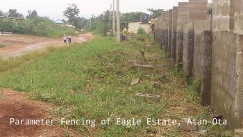 Eagle Estate, After Atan Roundabout, Sango Ota, Ogun, Residential Land for Sale