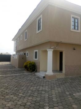 Distressed Sale: 4 Bedroom House Plus 2 Rooms Bq with Ample Parking Space, Osapa, Lekki, Lagos, Semi-detached Duplex for Sale