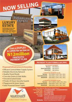 Land and Housing, 2nd Gate, Vgc, Lekki, Lagos, Land for Sale