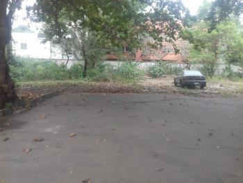 2909sqm Open Land (about 6 Plots), Off Alfred Rewane, Ikoyi, Lagos, Commercial Land for Rent
