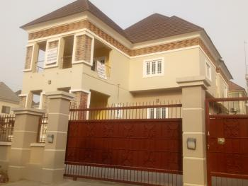 Virgin Luxury 4 Bedroom Detached Duplex + 2 Room Bq, Life Camp, Gwarinpa, Abuja, Detached Duplex for Sale
