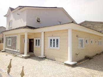Luxury Virgin 4 Bedroom Duplex + 2 Bedroom Flat Guest House, Aco Estate, Life Camp, Gwarinpa, Abuja, Detached Duplex for Sale