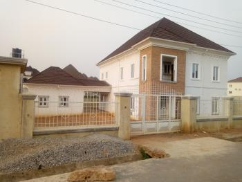 Luxury Spacious Virgin 4 Bedroom Duplex + 1 Bedroom Bq, Life Camp, Gwarinpa, Abuja, Detached Duplex for Sale