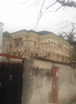 4 Bedroom Terrace Duplex with 1 Room Bq, Palmgrove, Ilupeju, Lagos, Terraced Duplex for Sale