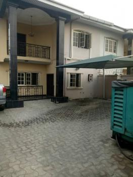 4 Bedroom Semi Detached Duplex with 2 Sitting Rooms and 2 Bq, Slightly Off Admiralty Way and a Walking Distance From The First Round About, Lekki Phase 1, Lekki, Lagos, Semi-detached Duplex for Sale