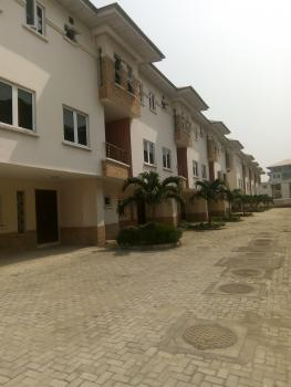 16 Units of 4 Bed Terraced Duplex, By 2nd Toll Gate, Lekki Phase 2, Lekki, Lagos, Terraced Duplex for Sale