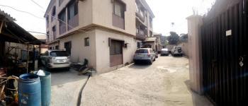 En Suite 3 Bedroom Flat with Prepaid Meter to Let in Adekunle Yaba, Off Herbert Macaulay Way, Adekunle, Yaba, Lagos, Flat for Rent