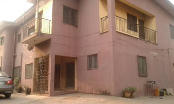 2 Wings Fully Detached 4 Bedroom Duplexes Plus Bq in a Big Compound, Lsdpc Layout, Mafoluku, Oshodi, Lagos, Detached Duplex for Sale