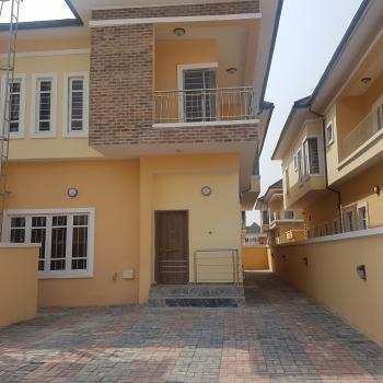 Newly Built 4 Bedroom Semi-detached House, Whiteoak Estate, Ologolo, Lekki, Lagos, Semi-detached Duplex for Sale