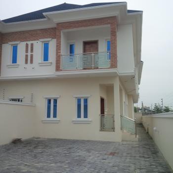 New 4 Bedroom with Bq, Ikate Elegushi, Lekki, Lagos, Semi-detached Duplex for Sale