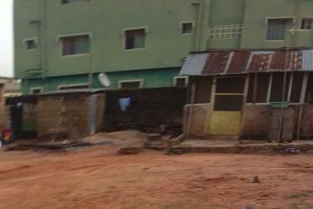 6 Units of B/q on Corner Piece at Oke-oriya Close to Agric B/stop, Oke-oriya, Agric, Ikorodu, Lagos, Detached Bungalow for Sale