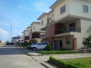 a Serviced 4 Bedroom Town House with 2 Room Bq, Swimming Pool, Gym. Etc, Banana Island, Ikoyi, Lagos, Terraced Duplex for Sale